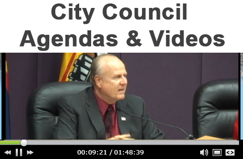 Council Meeting Videos