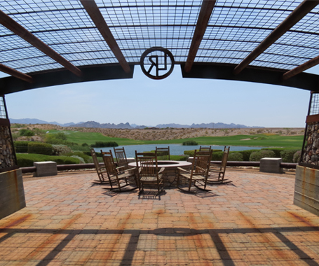 Scenic View of Laughlin Ranch Golf Course