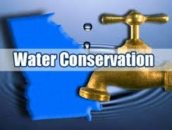 Water Conservation page content