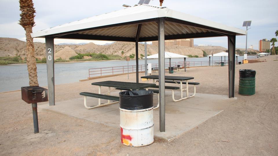 Facility Directory Standard Map   Bullhead City, AZ