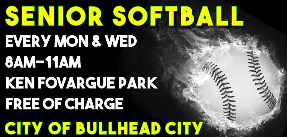 SENIOR SOFTBALL LEAGUE